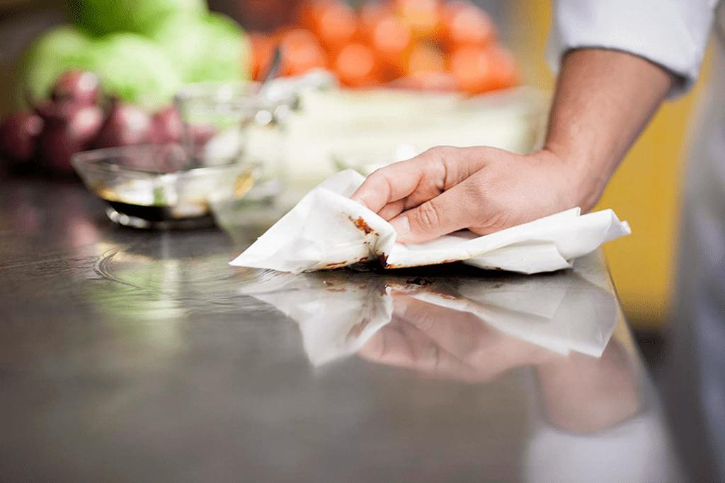 Hygiejnepapir til køkkenet