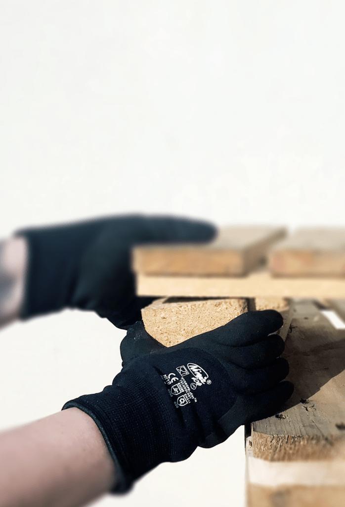 Handsker til arbejde